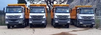الشركة الدولية للتجارة والخدمات  قلابات  Mercedes  Axor  4140  سنة الصنع 2016