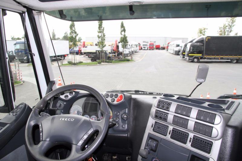 الشركة الدولية للتجارة والخدمات  راس قاطرة  Iveco  Stralis  450 سنة الصنع 2013