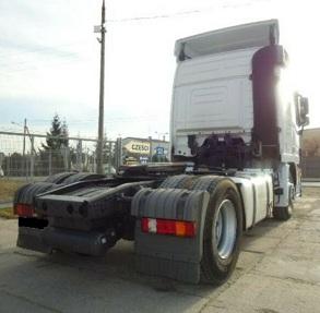 الشركة الدولية للتجارة والخدمات  راس قاطرة  Mercedes  Actros  1846 سنة الصنع 2012