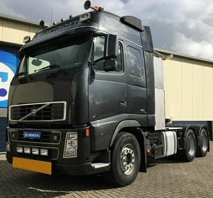 الشركة الدولية للتجارة والخدمات  راس قاطرة  Volvo  FH13  480 سنة الصنع 2008
