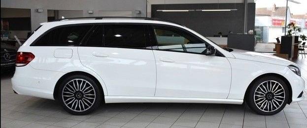 الشركة الدولية للتجارة والخدمات  سيارات  Mercedes  E  350 سنة الصنع 2015