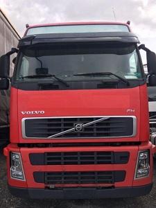 الشركة الدولية للتجارة والخدمات  راس قاطرة  Volvo  FH13  440 سنة الصنع 2008